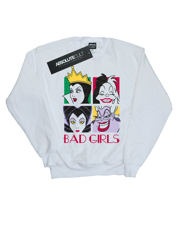 Disney Girls Villains Bad Girls Sweatshirt