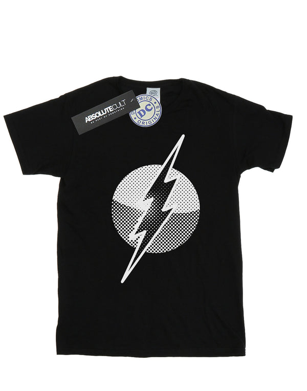 DC Comics Boys Flash Spot Logo T-Shirt | Absolute Cult