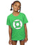 DC Comics Girls Green Lantern Logo T-Shirt