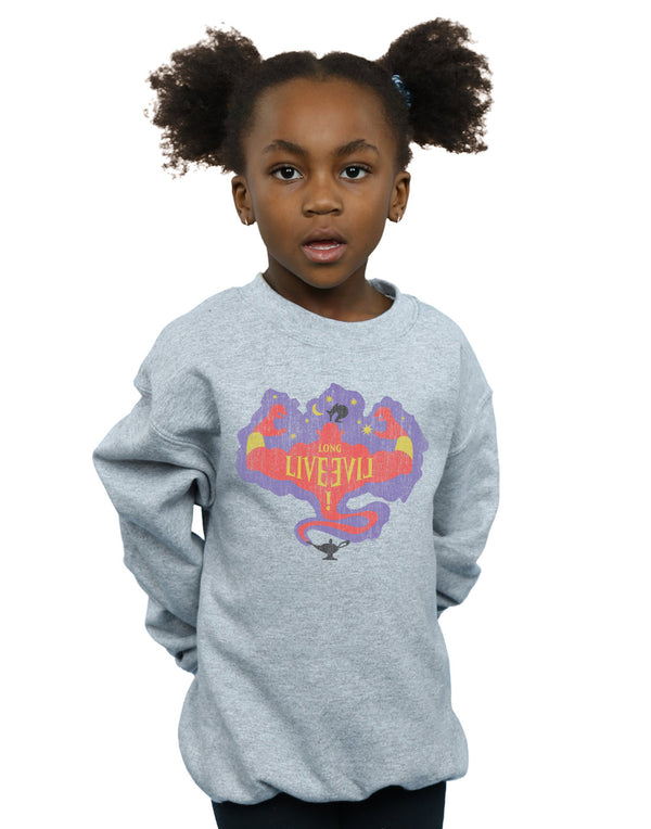 Disney Girls The Descendants Genie Long Live Sweatshirt