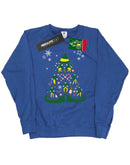 Elf Women's Christmas Tree Sweatshirt | Absolute Cult