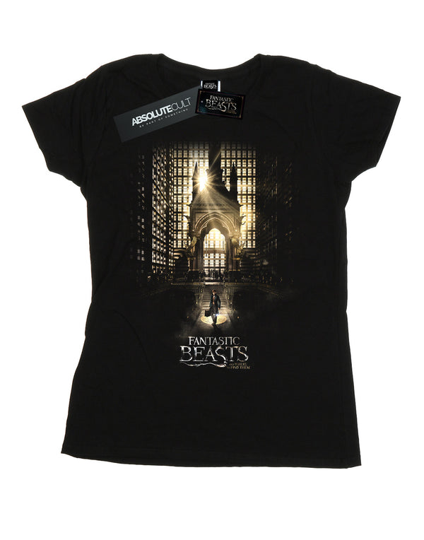Fantastic Beasts Women's Movie Poster T-Shirt