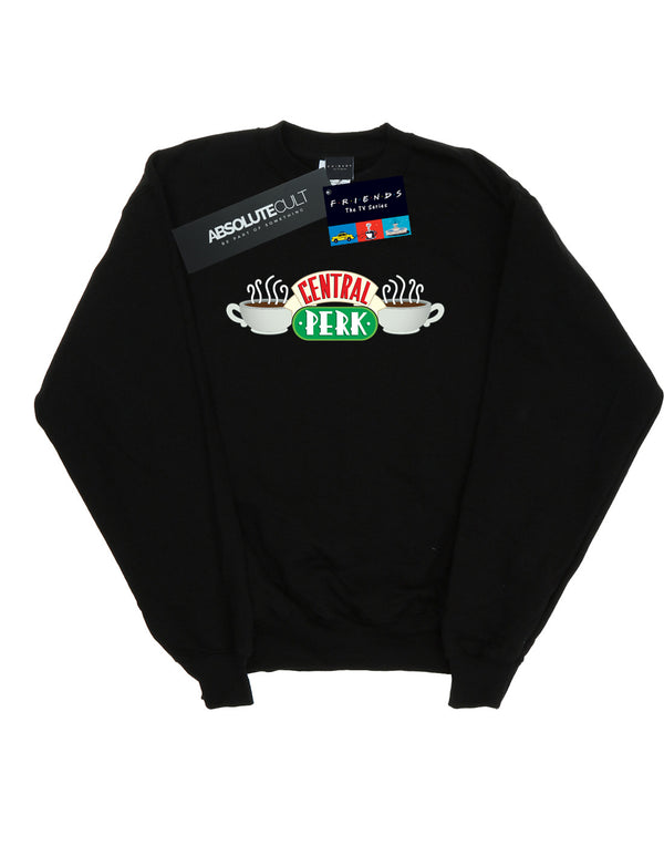 Friends Women's Central Perk Sweatshirt | Absolute Cult