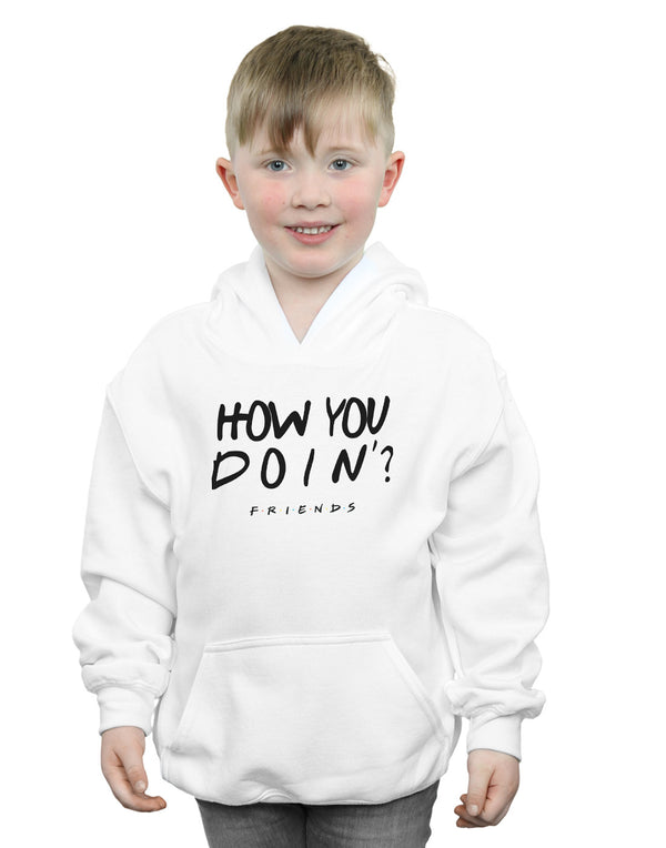 Friends Boys How You Doin? Hoodie