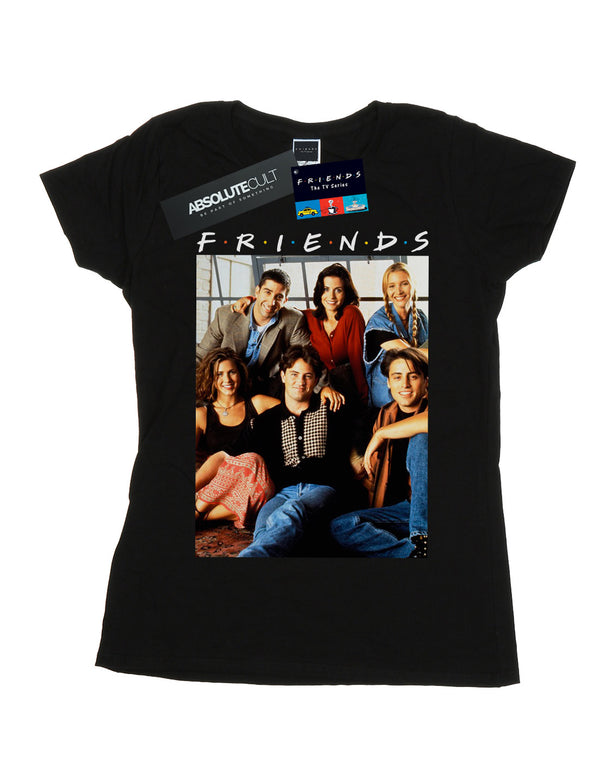 Friends Women's Group Photo Window T-Shirt | Absolute Cult