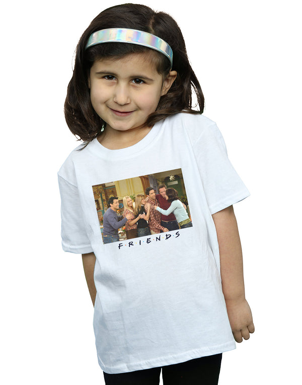 Friends Girls Group Photo Apartment T-Shirt