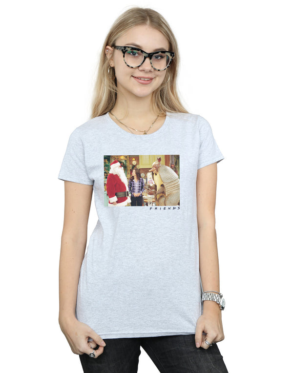 Friends Women's The Holiday Armadillo T-Shirt