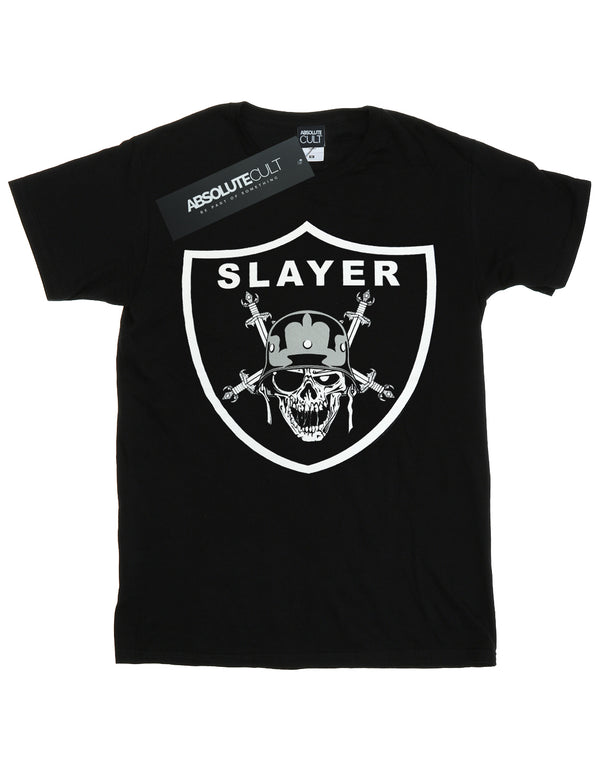 Slayer Men's Slayders Crest T-Shirt