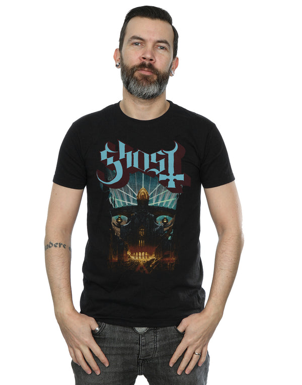 Ghost Men's Meliora Cover T-Shirt | Absolute Cult