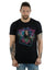 Marvel Men's Guardians Of The Galaxy Neon Mantis T-Shirt