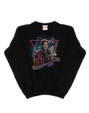 Marvel Boys Guardians Of The Galaxy Neon Star Lord Sweatshirt | Absolute Cult