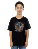 Marvel Boys Guardians Of The Galaxy Neon Star Lord Masked T-Shirt | Absolute Cult