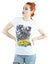 Marvel Women's Guardians Of The Galaxy Comic T-Shirt