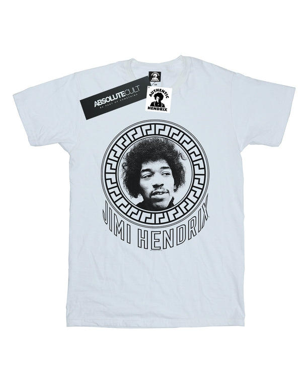 Jimi Hendrix Boys Pattern Circle T-Shirt
