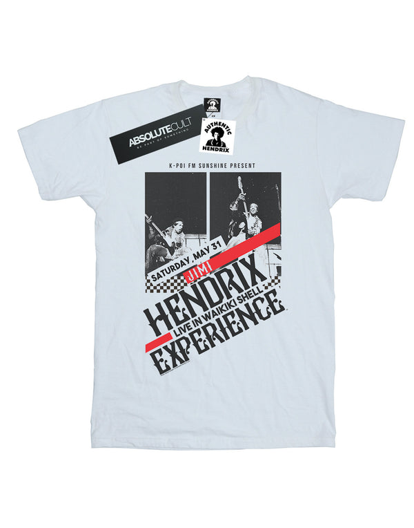 Jimi Hendrix Boys Concert Flyer T-Shirt | Absolute Cult