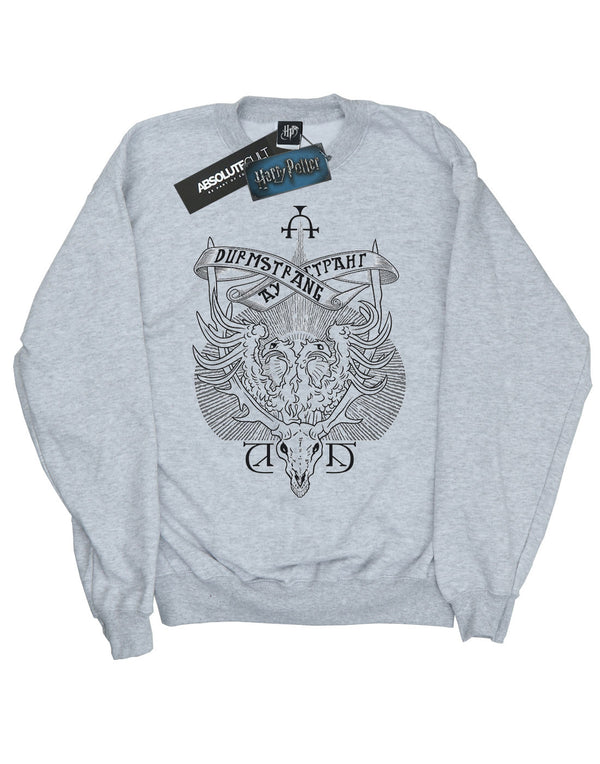 Harry Potter Boys Durmstrang Institute Crest Sweatshirt