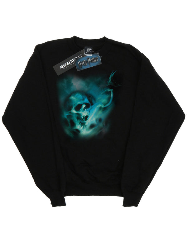 Harry Potter Boys Voldemort Dark Mark Mist Sweatshirt