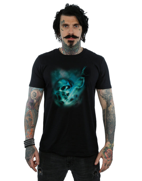 Harry Potter Men's Voldemort Dark Mark Mist T-Shirt
