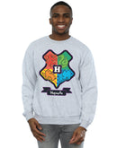 Harry Potter Men's Hogwarts Junior Crest Sweatshirt