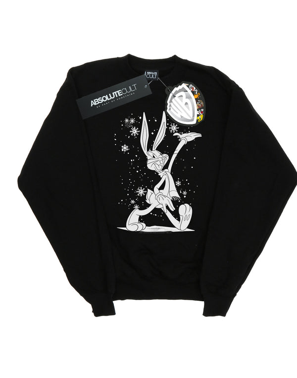 Looney Tunes Men's Bugs Bunny Let It Snow Sweatshirt