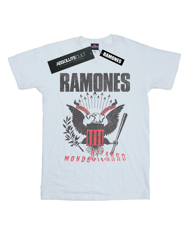 Ramones Men's Mondo Bizarro Tour 92 T-Shirt | Absolute Cult