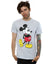 Disney Men's Mickey Mouse Classic Kick T-Shirt