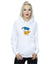 Disney Women's Donald Duck Head Hoodie
