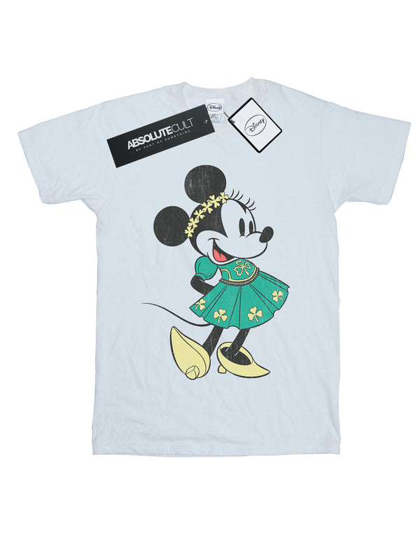 Disney Boys Minnie Mouse St Patrick's Day Costume T-Shirt