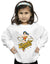 DC Comics Girls Wonder Woman Stars Sweatshirt | Absolute Cult