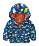 Baby Spring Jackets with Hoodies High Quality 2-6 Years