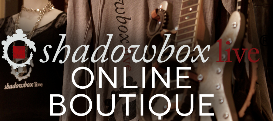 Shadowbox Live Online Boutique
