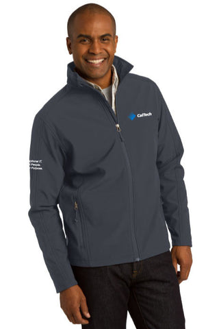 TALL Port Authority® Core Soft Shell Jacket -ULCSLV