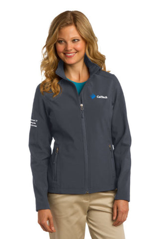 Ladies Port Authority® Core Soft Shell Jacket -ULCSLV