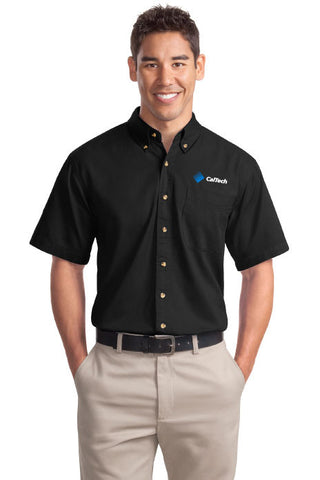 Port Authority® Short Sleeve Twill Shirt -ULC