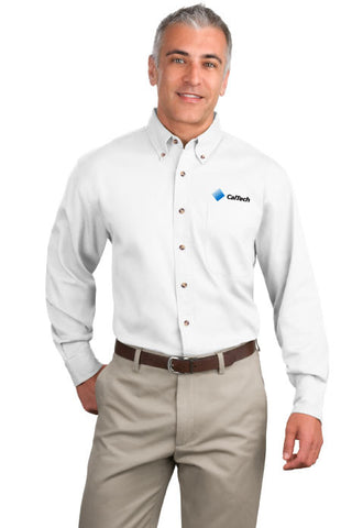 Port Authority® Long Sleeve Twill Shirt -ULC