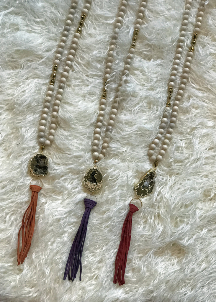 Temley Necklace