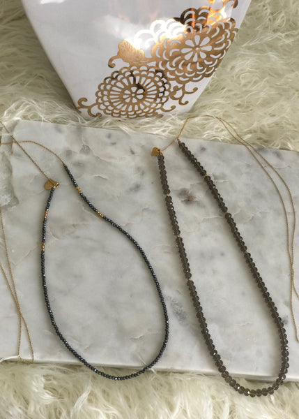 Extra Long Dainty Layering Necklace