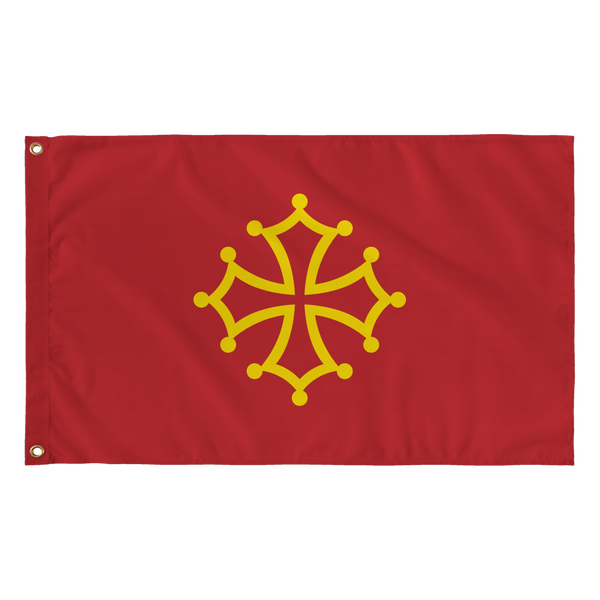 Languedoc / County of Toulouse Flag
