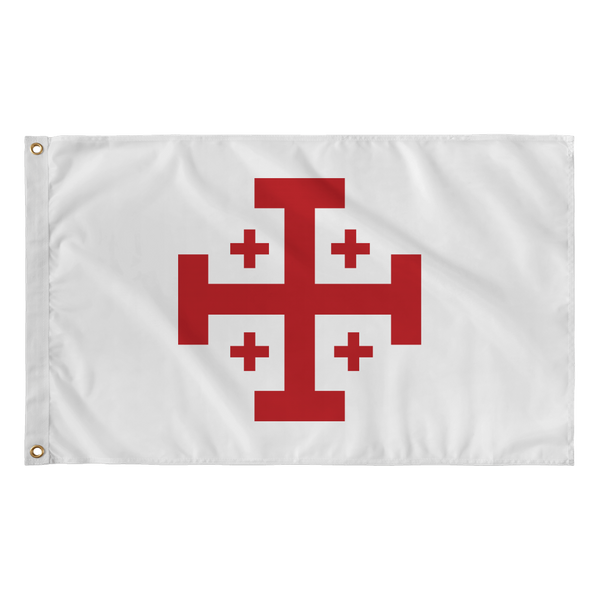 Order of the Holy Sepulchre Flag