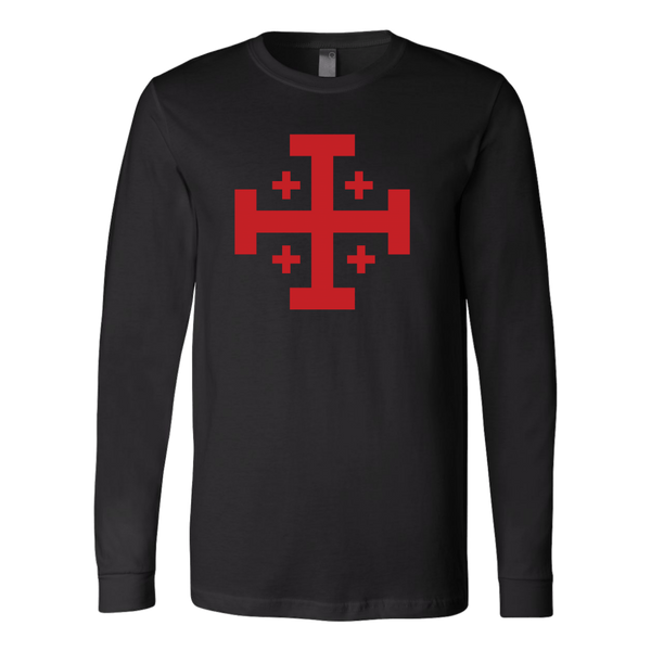 Order of the Holy Sepulchre Fitted Long Sleeve