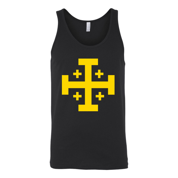 Kingdom of Jerusalem Fitted Tank