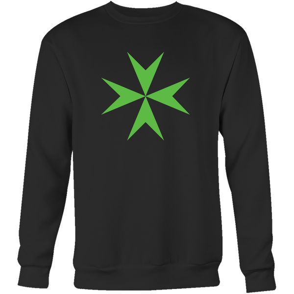 Order of St. Lazarus Crewneck Sweater