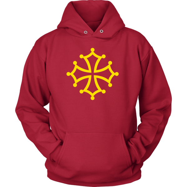 Languedoc / County of Toulouse Hoodie