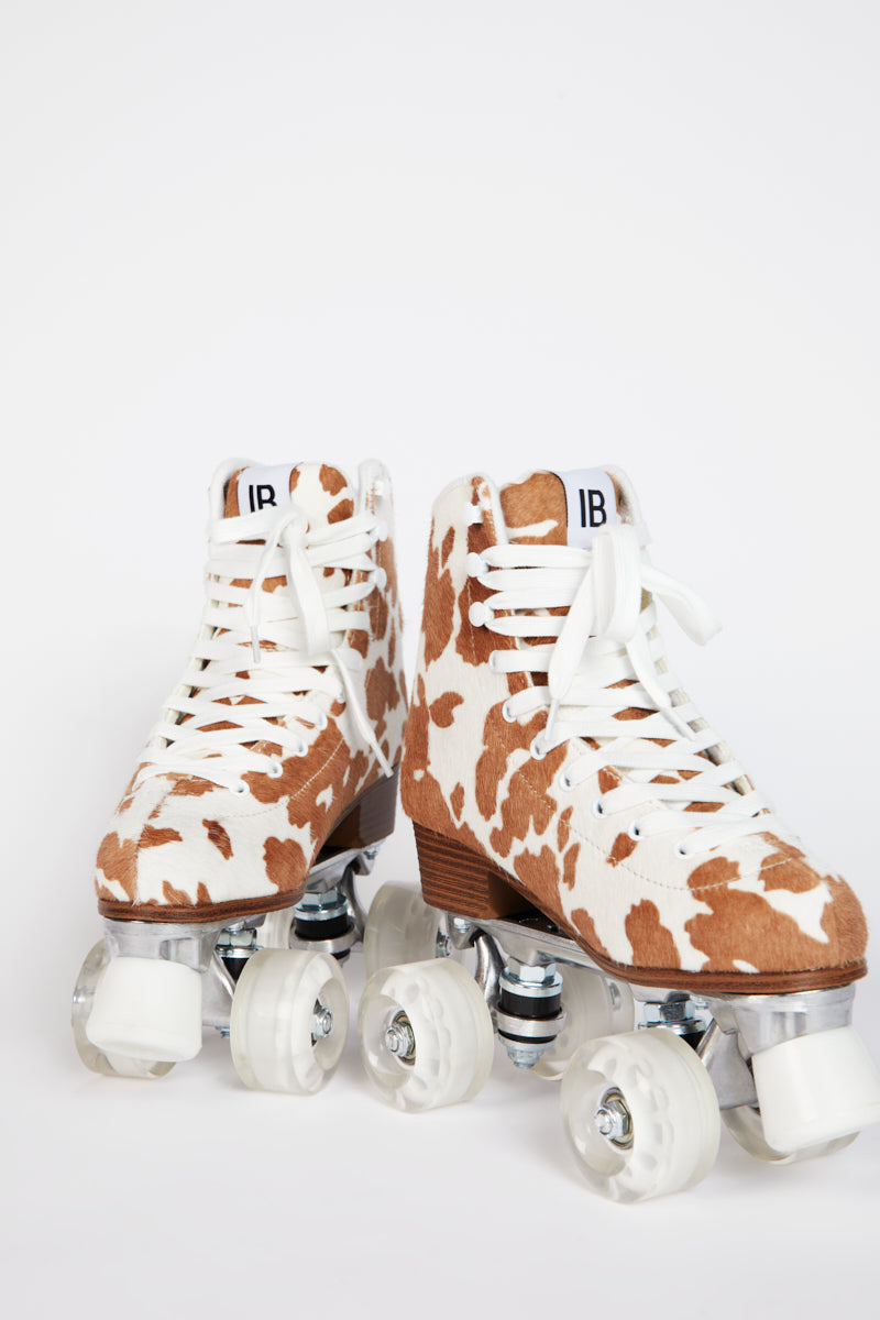 WHIP IT SKATE Taupe Moo