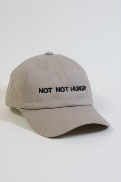 HUNGRY 24/7 Cap Khaki/Black