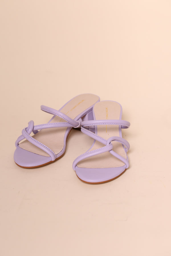 TAMI Lilac Leather
