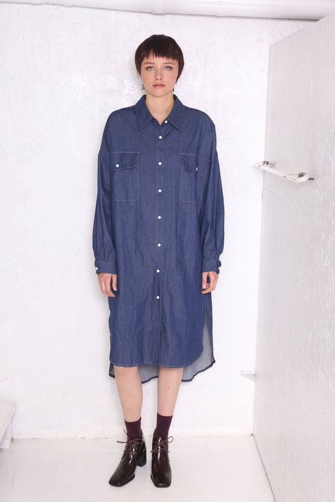 REECE Denim Tunic