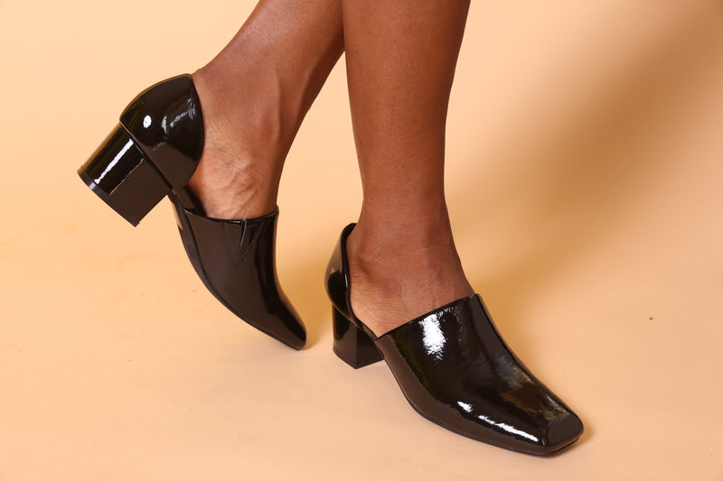 PERFECTION Black Patent