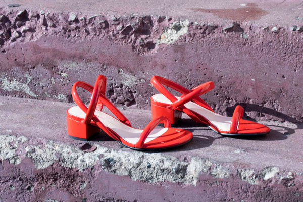 KIMI Red Patent