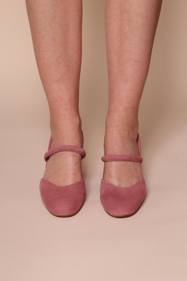 FRECKLE Rose Suede